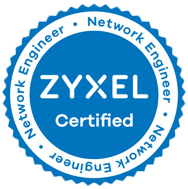 Zyxel Certified Network Engineer